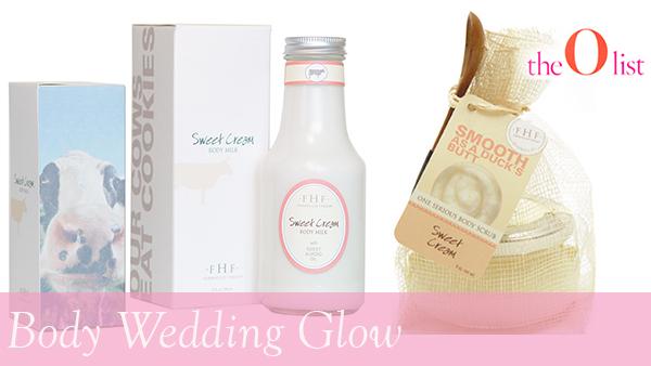 Body Wedding Glow