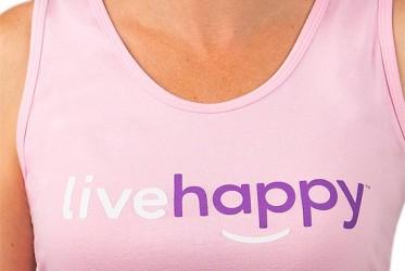 Live Happy Tank