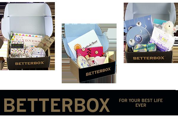 BETTERBOX promo