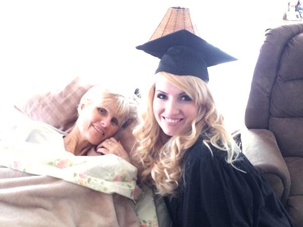 Erin & her Mama edit