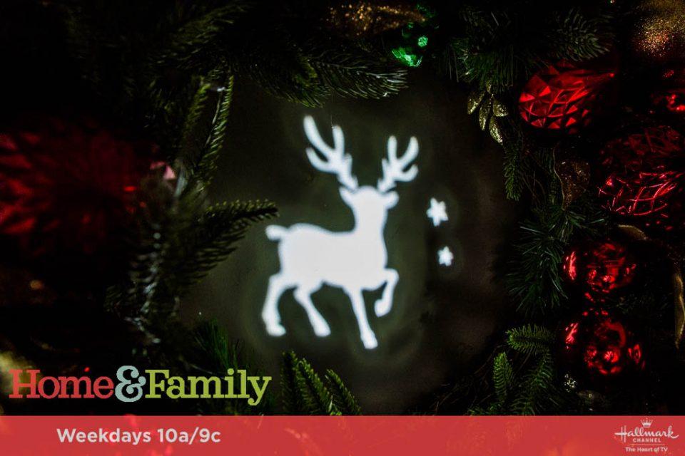 Diy Christmas Flashlight Projector Paige Hemmis